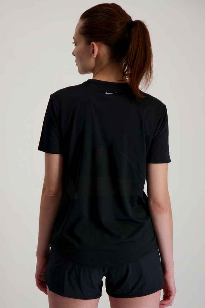 Nike Miler Damen T-Shirt Farbe Schwarz 2