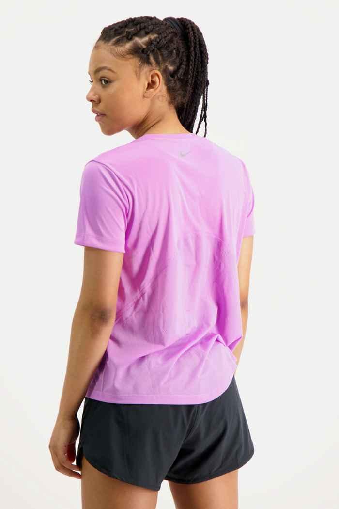 Nike Miler Damen T-Shirt Farbe Violett 2