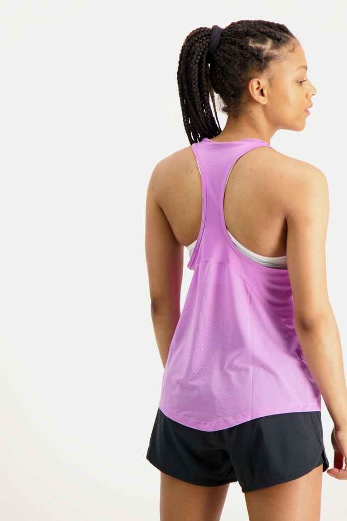 Nike Miler top donna Colore Viola 2