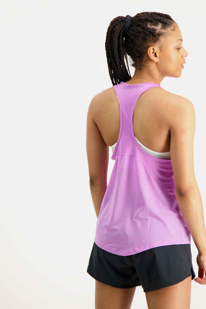 Nike Miler top femmes Couleur Violett 2