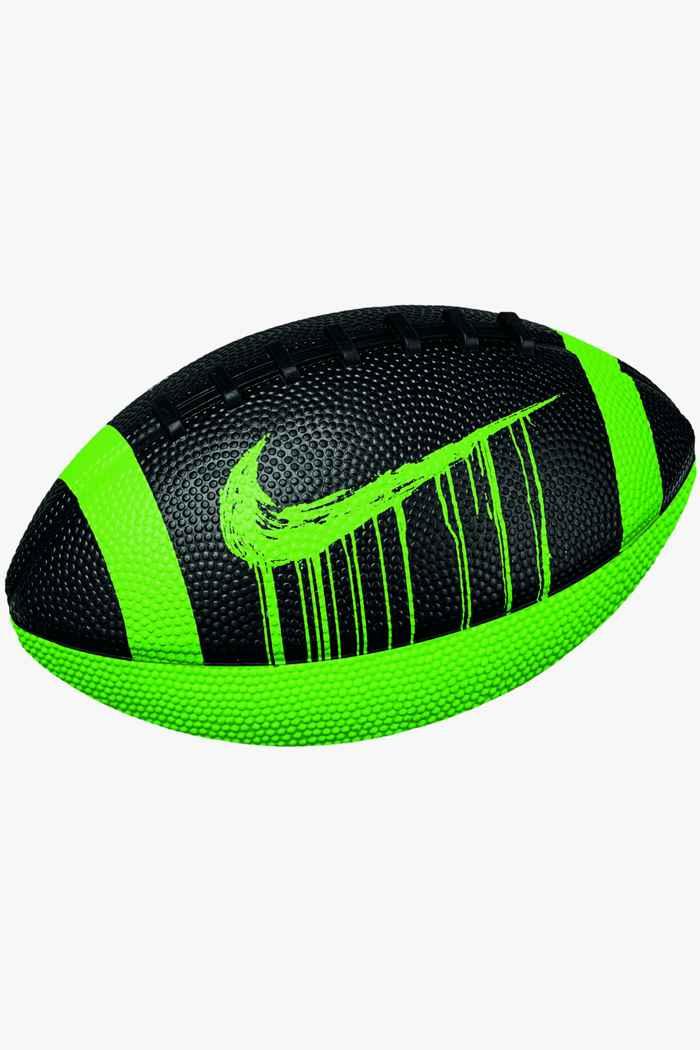 Nike Mini Spin 4.0 ballon de football américain Couleur Noir 1