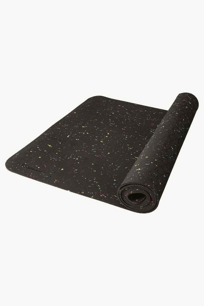 Nike Move 4 mm tapis de yoga Couleur Noir 1
