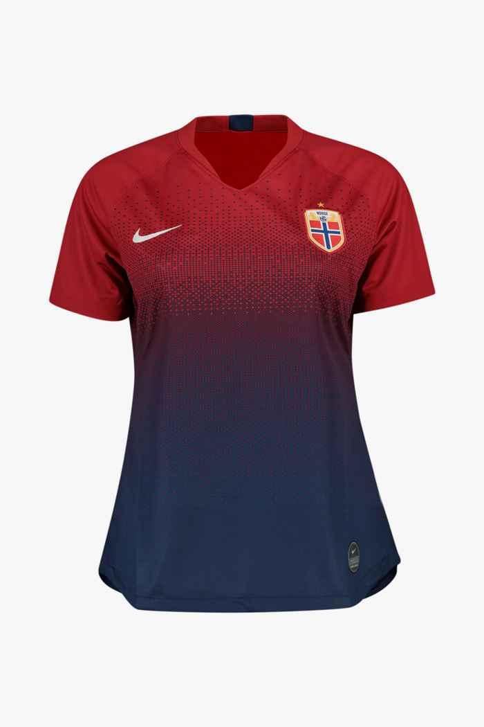 Nike Norvegia Stadium Home Replica maglia da calcio donna 1