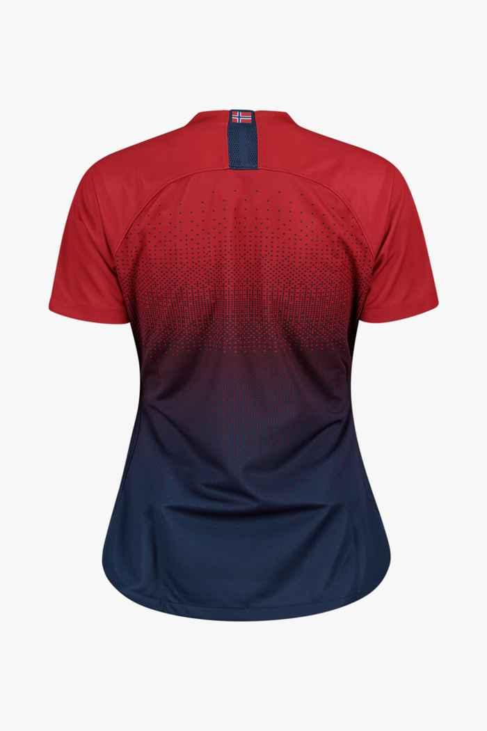 Nike Norvegia Stadium Home Replica maglia da calcio donna 2