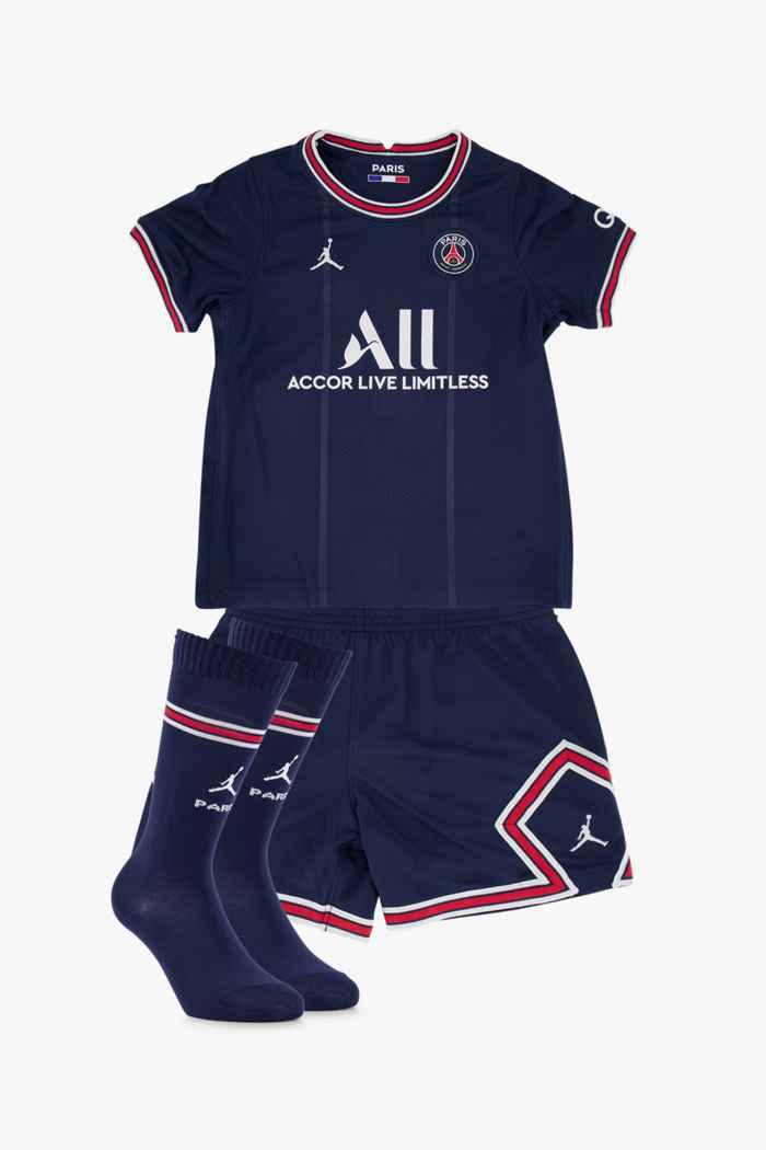 Nike Paris Saint-Germain Home Replica Mini kit de football enfants 1