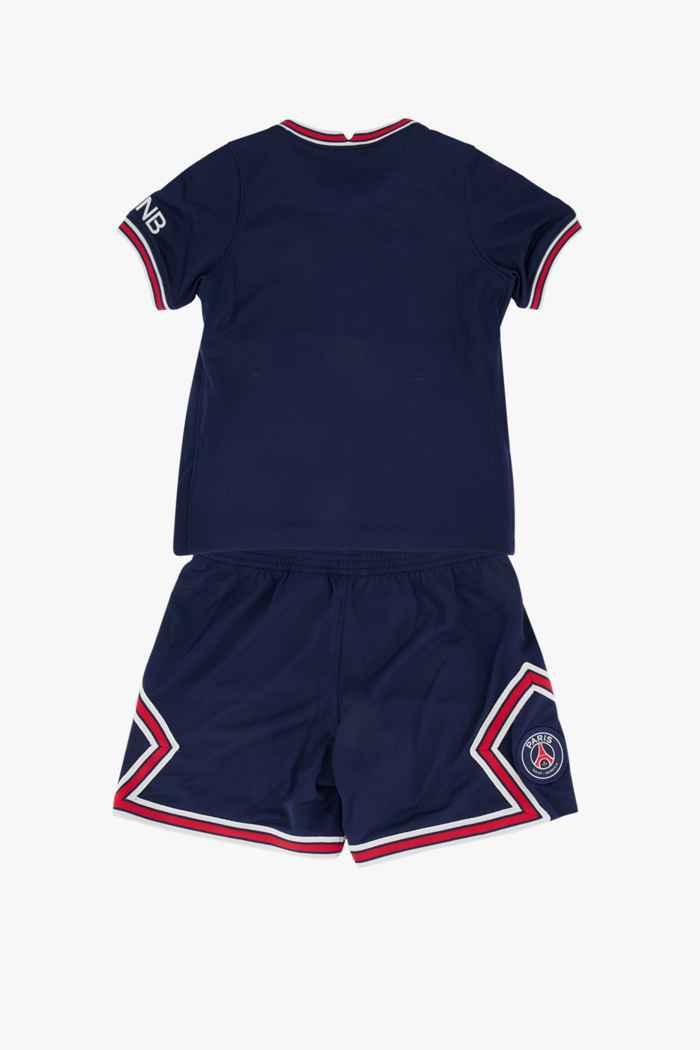 Nike Paris Saint-Germain Home Replica Mini kit de football enfants 2