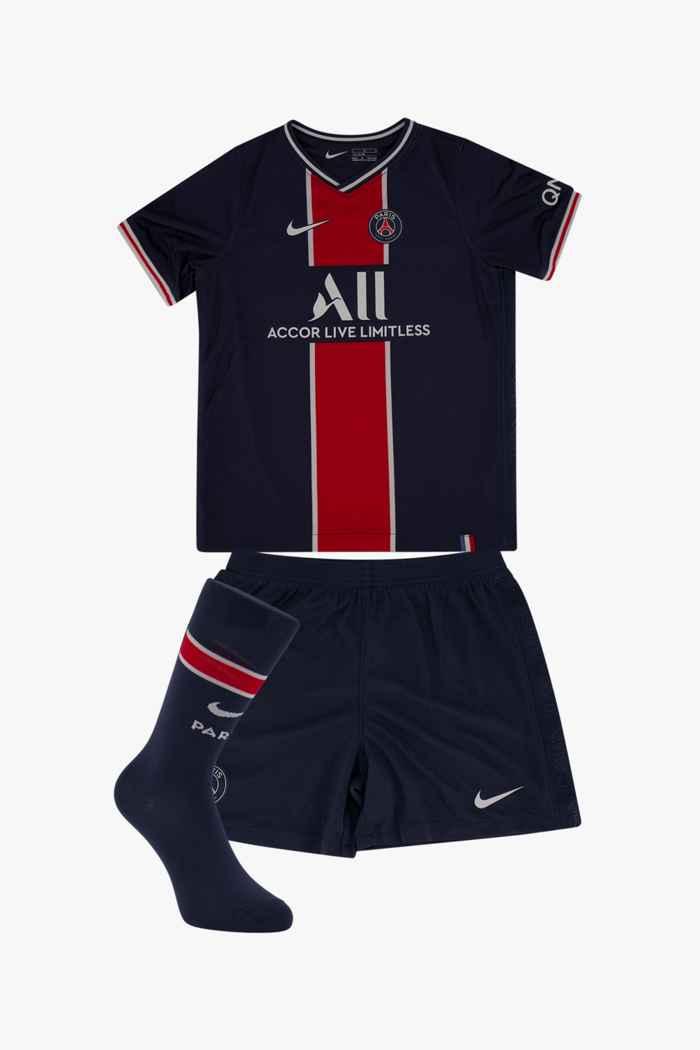 Compra Paris Saint-Germain Home Replica set calcio bambini Nike in ...