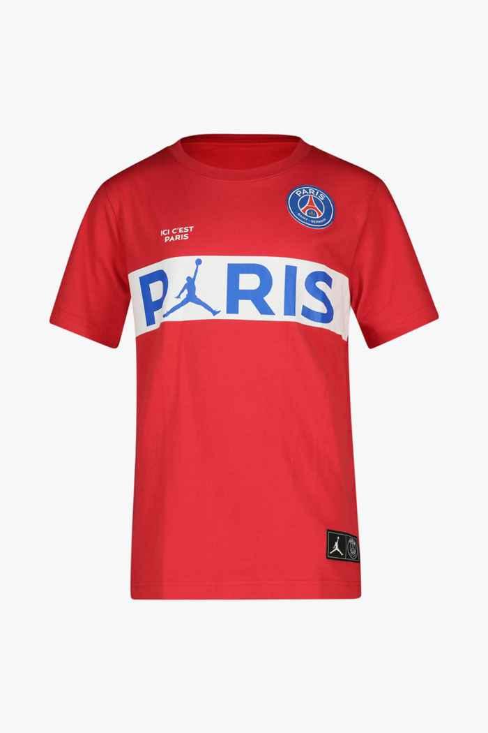 Nike Paris Saint-Germain Jordan t-shirt bambino 1