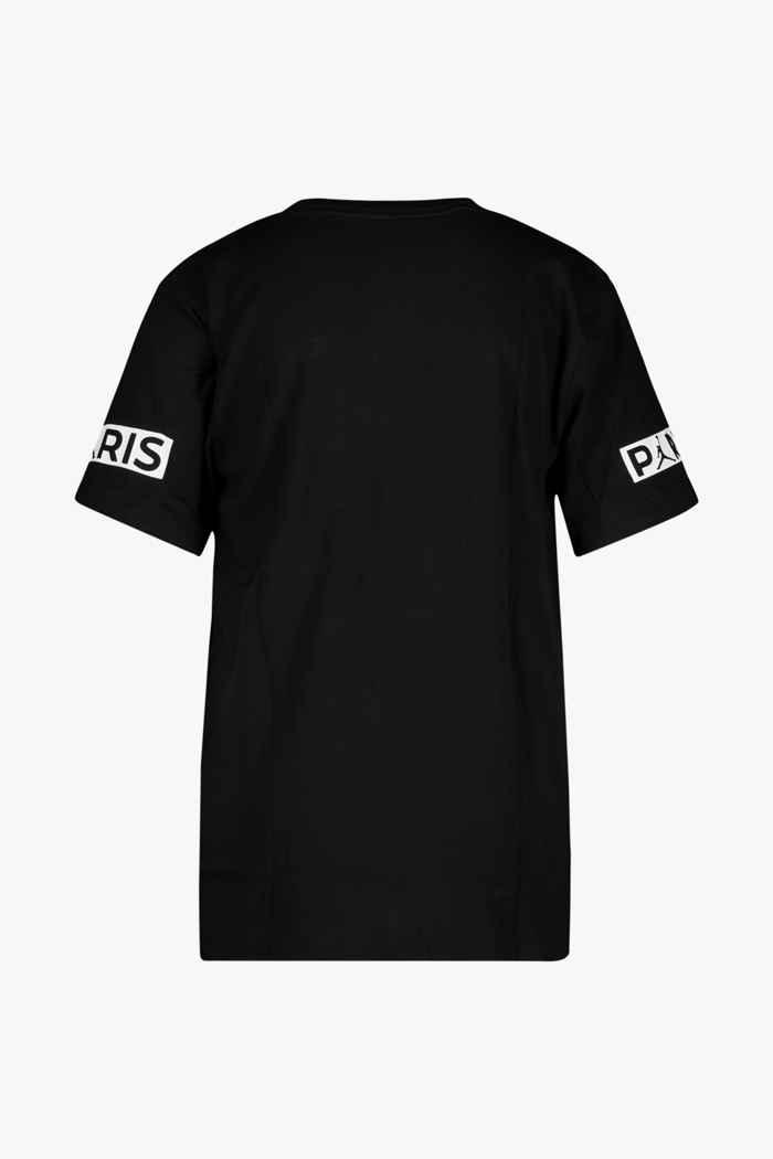 Nike Paris Saint-Germain Jordan t-shirt garçons Couleur Noir 2