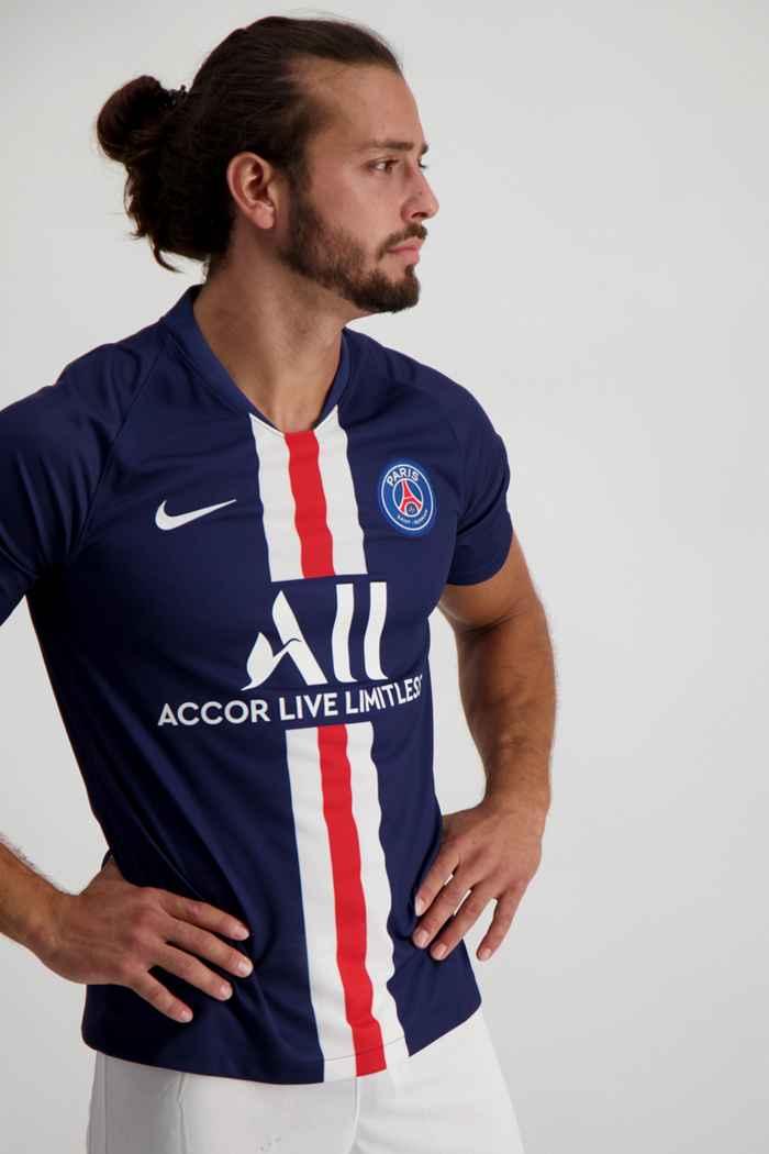 Compra Paris Saint-Germain Stadium Home Replica maglia da calcio ...