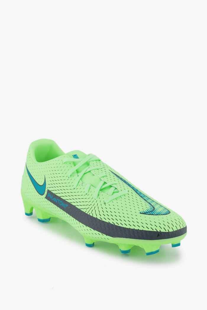 Nike Phantom GT Academy MG chaussures de football hommes Couleur Vert 1