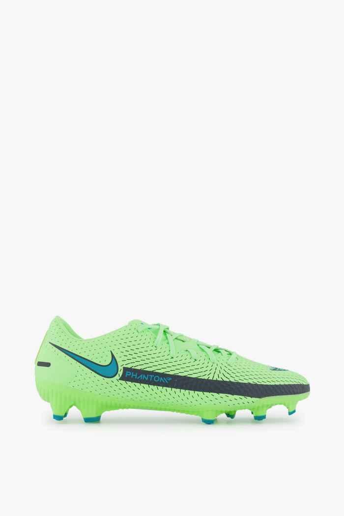 Nike Phantom GT Academy MG chaussures de football hommes Couleur Vert 2