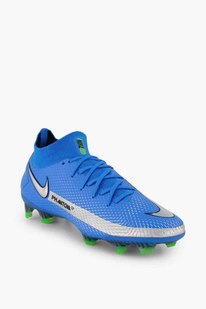 Nike Phantom GT Elite Dynamic Fit FG chaussures de football hommes Couleur Bleu 1