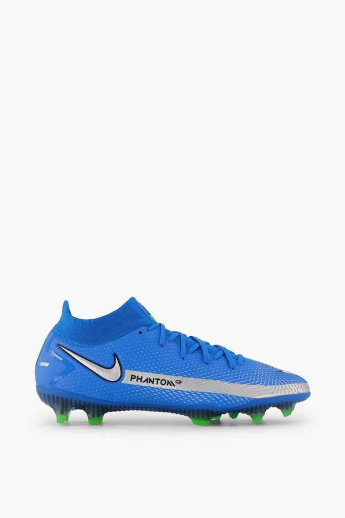 Nike Phantom GT Elite Dynamic Fit FG chaussures de football hommes Couleur Bleu 2