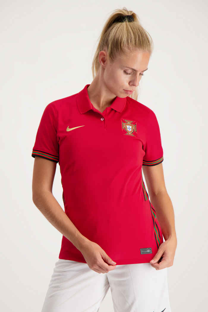 Nike Portugal Home Replica Damen Fussballtrikot 1