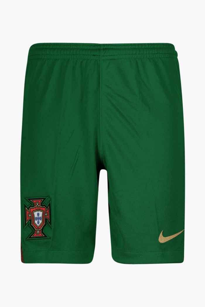 Nike Portugal Home Replica Kinder Short 1