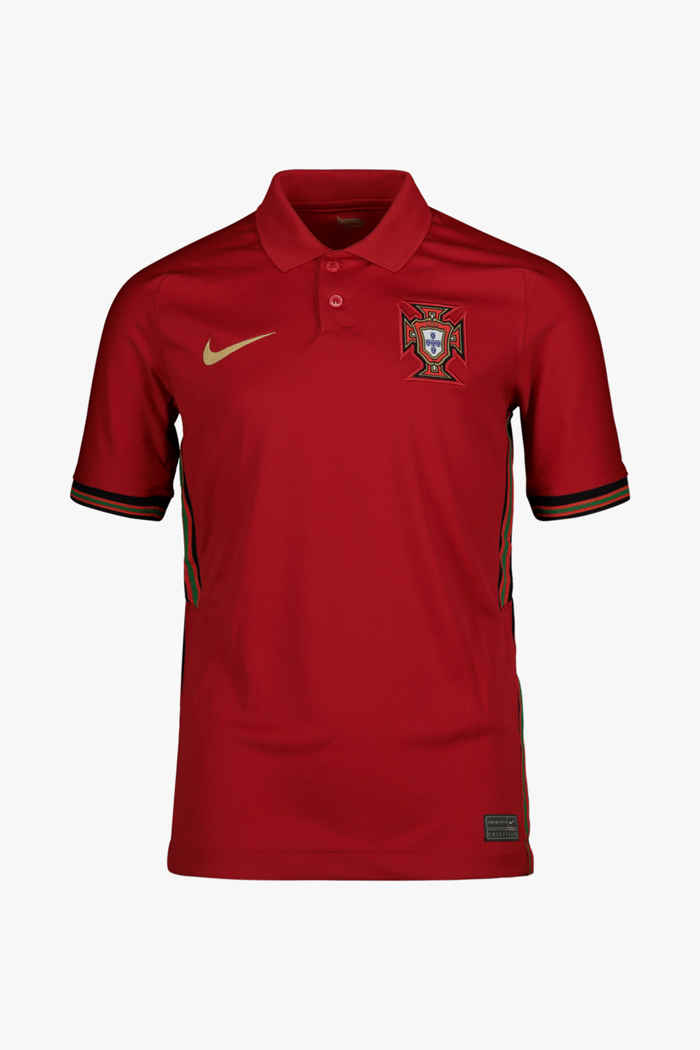 Nike Portugal Home Replica maillot de football enfants 1