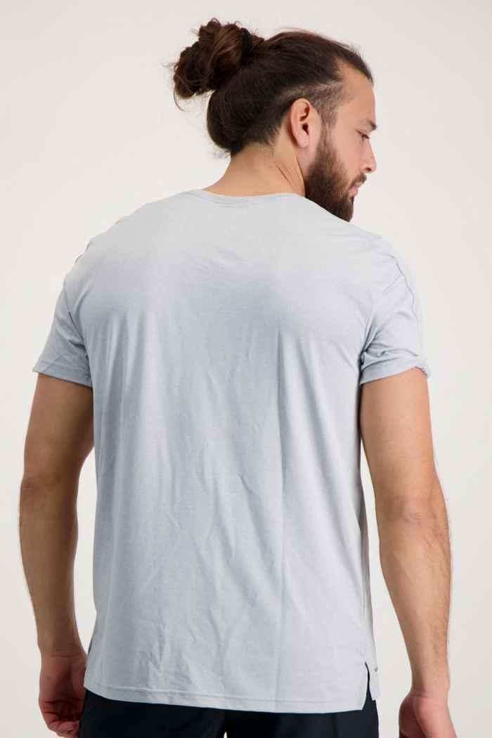 Nike Pro Dri-FIT Herren T-Shirt Farbe Hellgrau 2