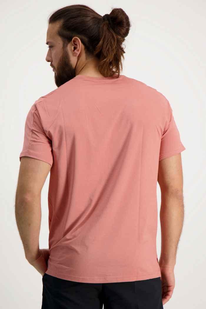 Nike Pro Dri-FIT Herren T-Shirt Farbe Rosa 2