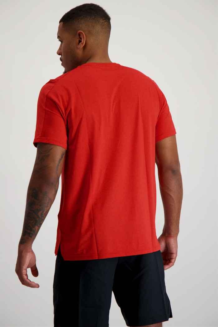 Nike Pro Dri-FIT Herren T-Shirt Farbe Rot 2