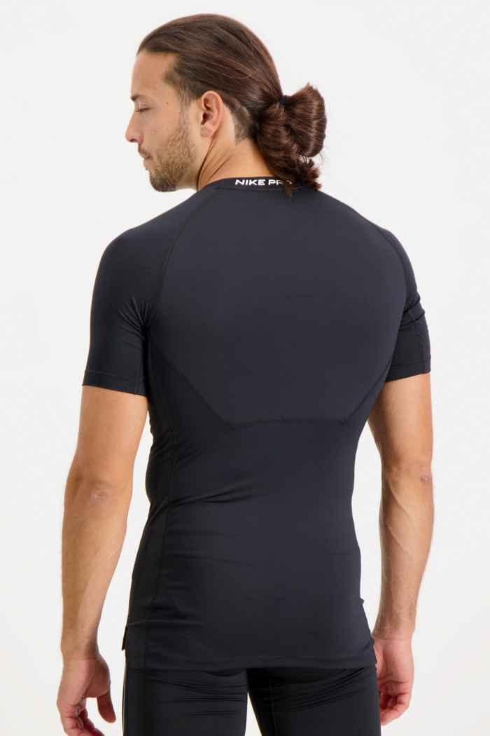 Nike Pro Dri-FIT t-shirt hommes Couleur Noir 2