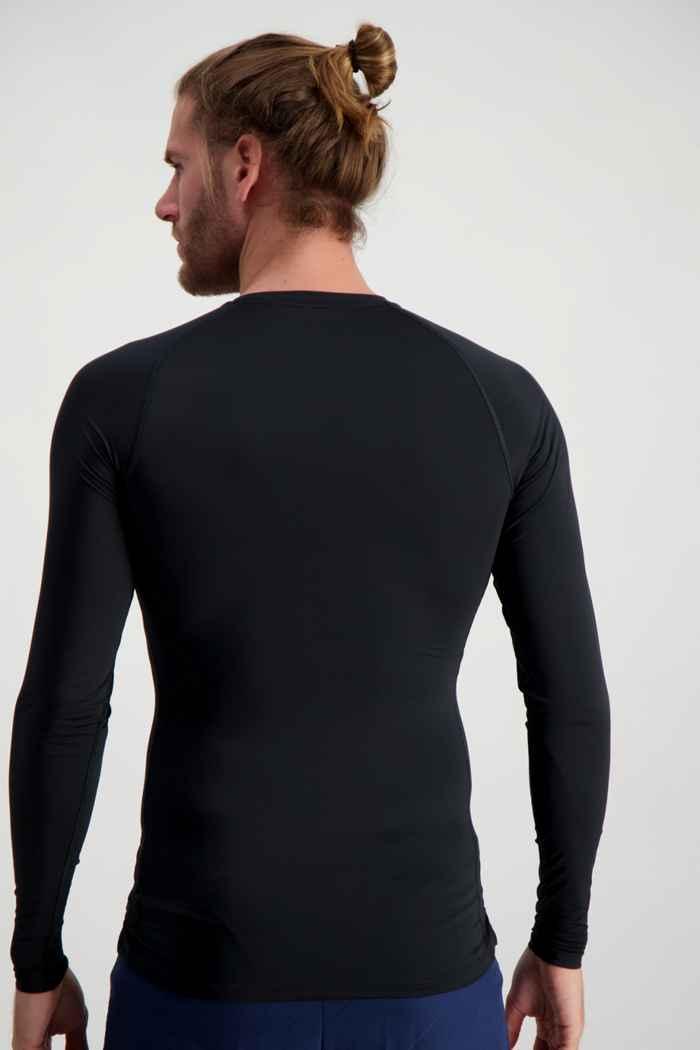 Nike Pro Herren Longsleeve Farbe Schwarz 2