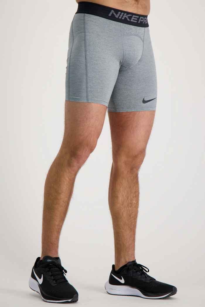 Nike Pro Herren Short Farbe Grau 1