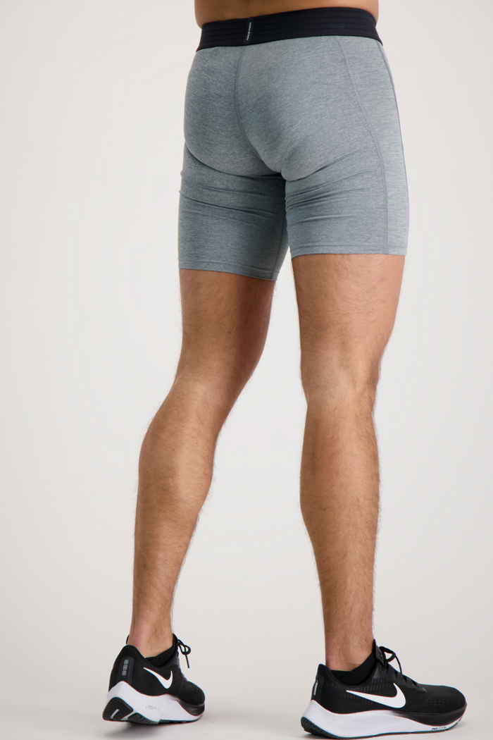 Nike Pro Herren Short Farbe Grau 2