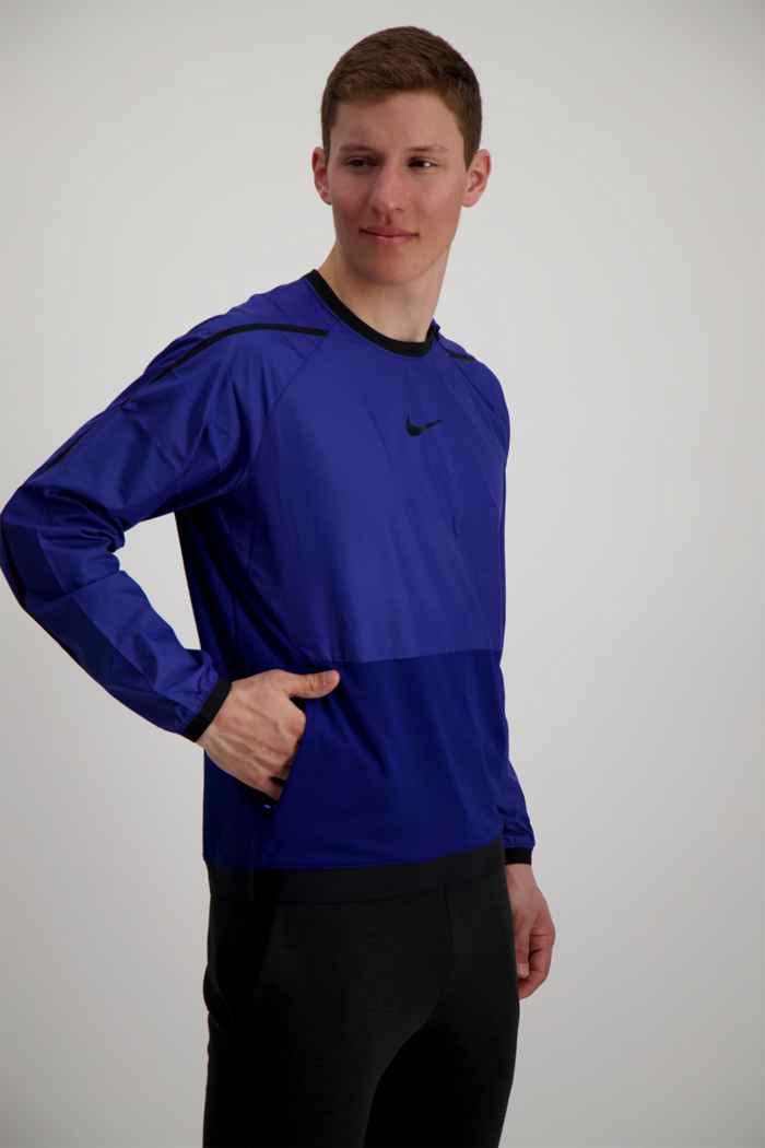 Nike Pro longsleeve hommes 1