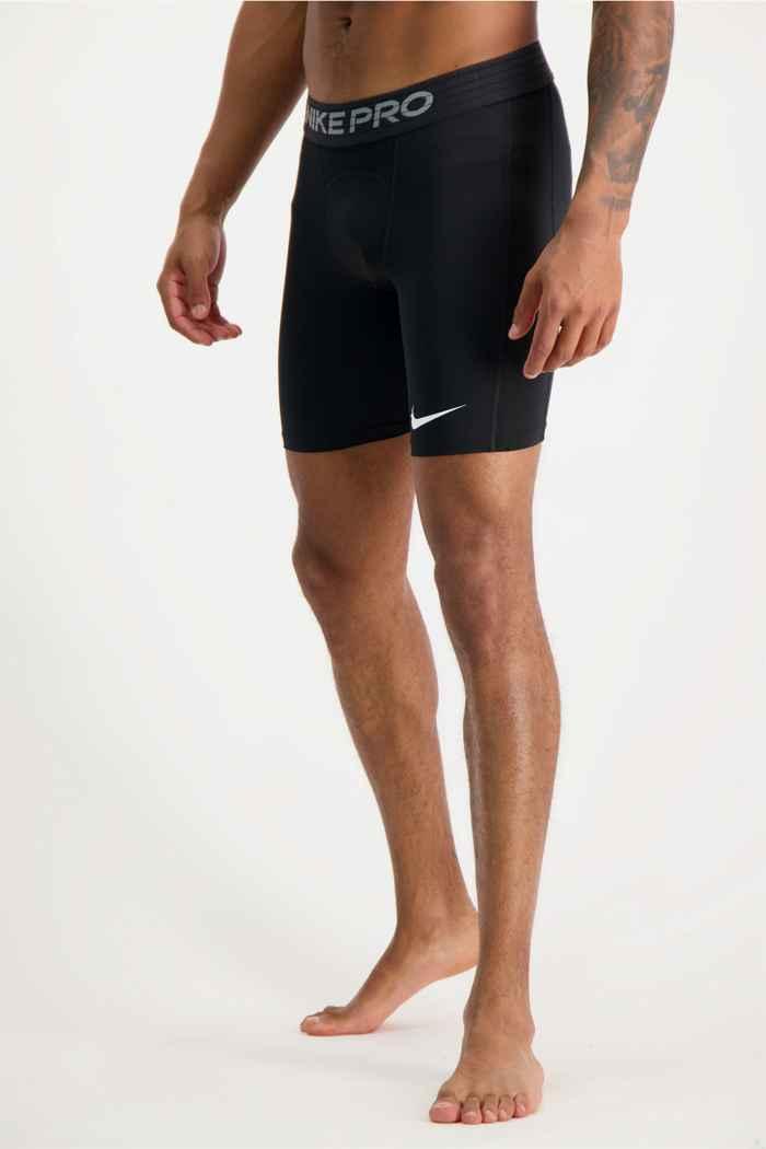 Nike Pro short uomo Colore Nero 1