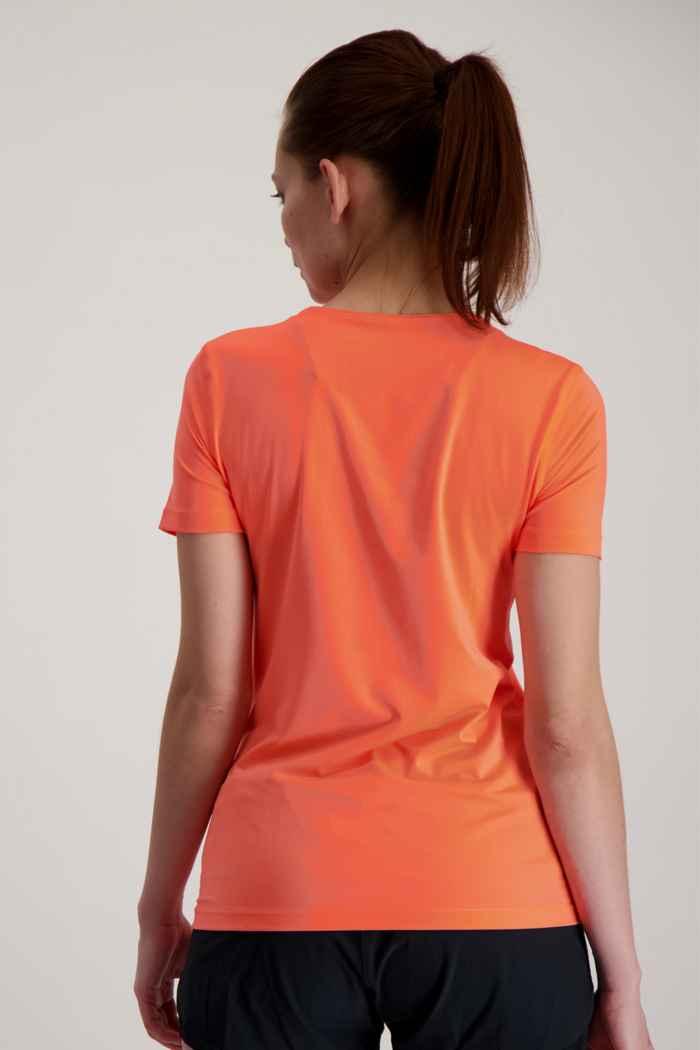 Nike Pro t-shirt donna Colore Corallo 2