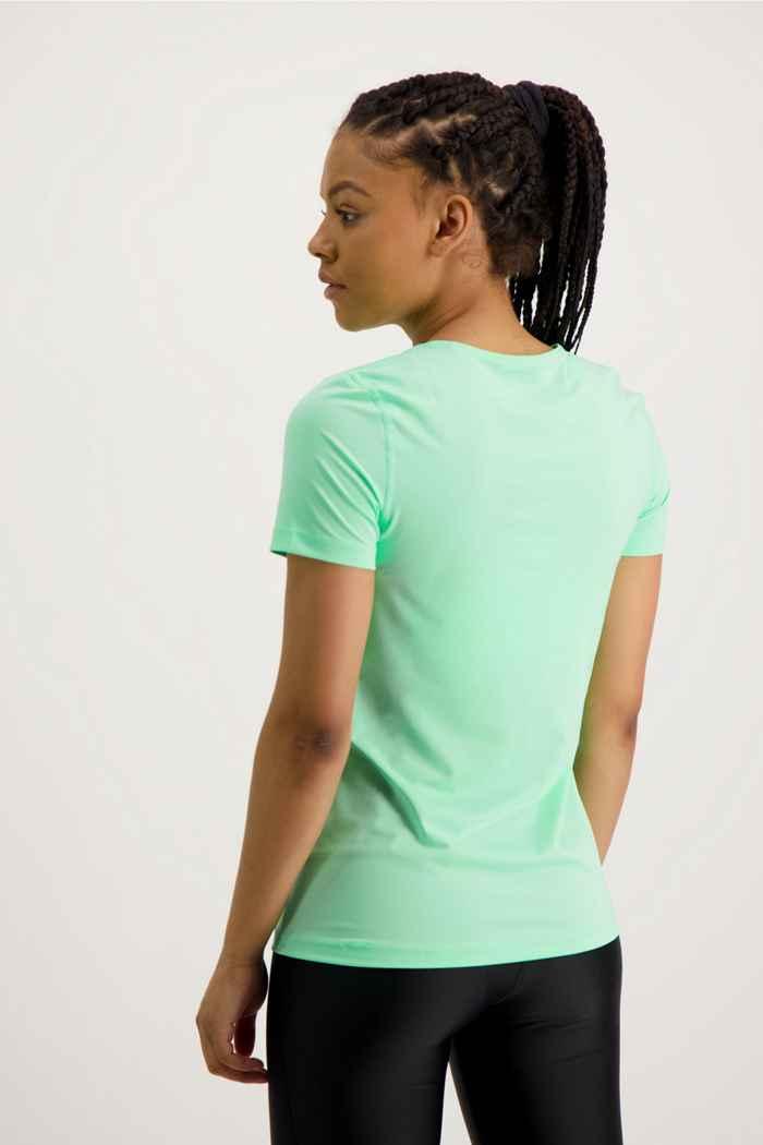 Nike Pro t-shirt donna Colore Verde 2