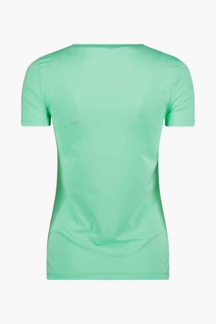Nike Pro t-shirt femmes Couleur Vert 2