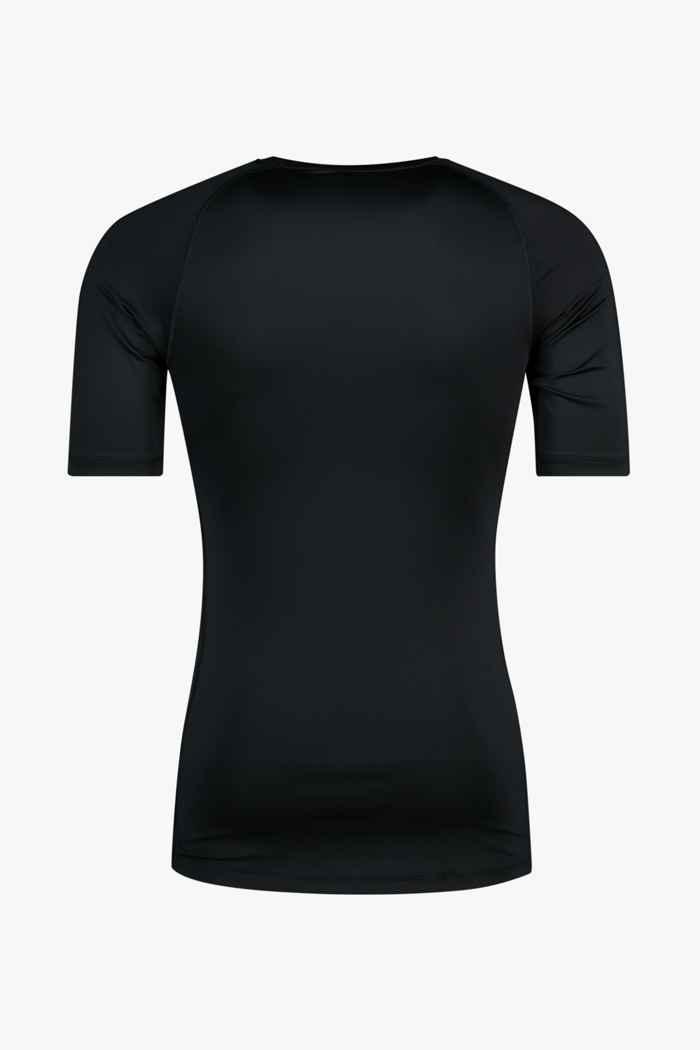 Nike Pro t-shirt hommes Couleur Noir 2