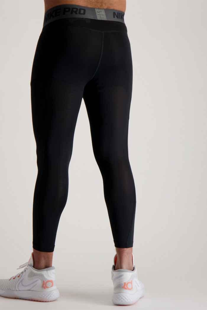 Nike Pro tight 3/4 hommes Couleur Noir 2