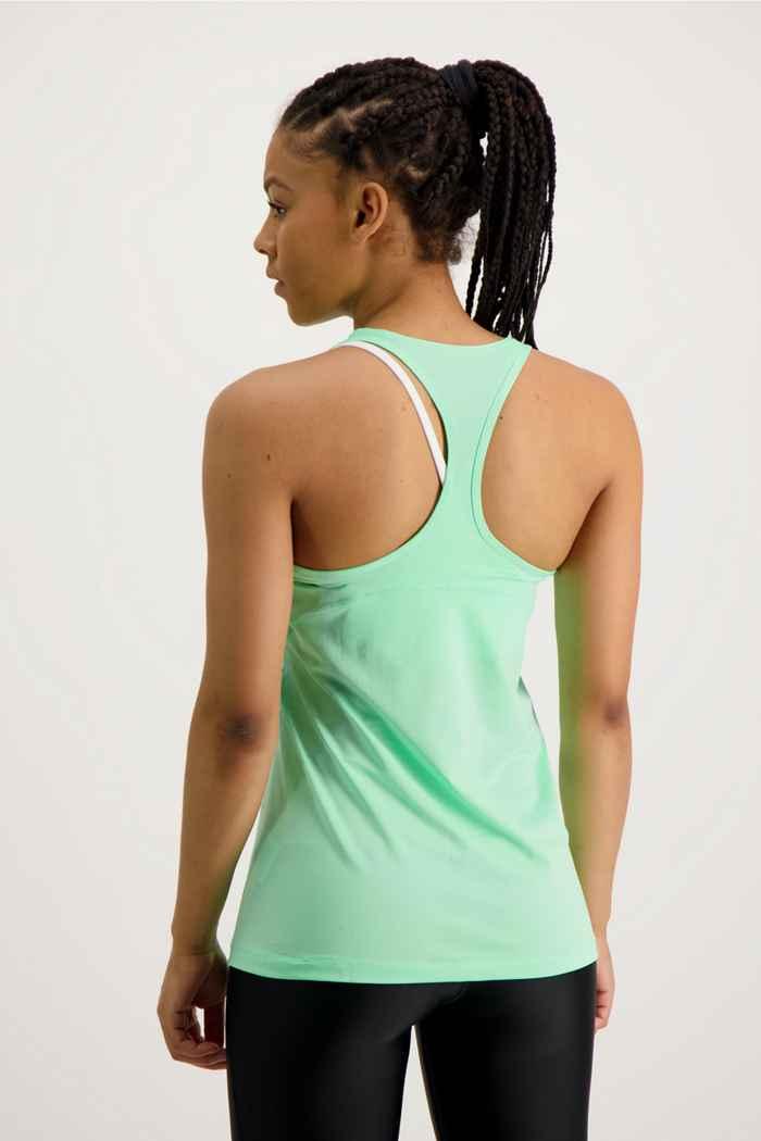 Nike Pro top donna Colore Verde 2