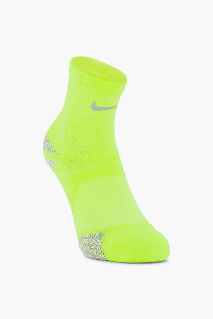 Nike Racing 38.5-45.5 chaussettes de course Couleur Jaune 2