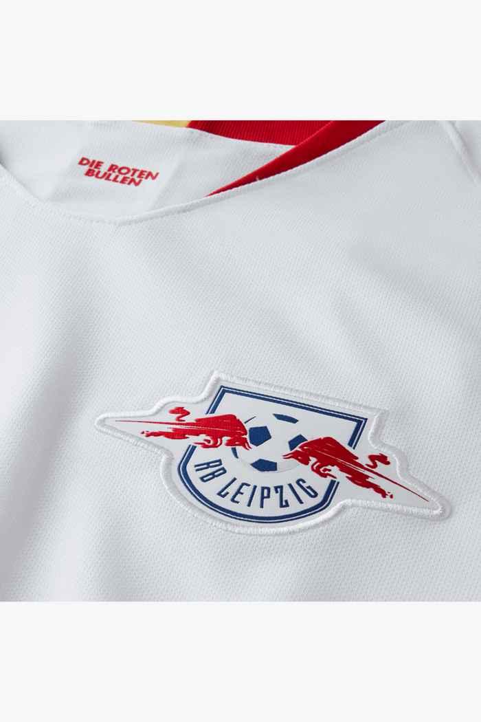 Comprare RB Leipzig Home Replica maglia da calcio uomo in bianco ...