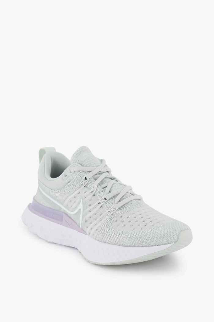 Nike React Infinity Run Flyknit 2 Damen Laufschuh Farbe Weiß 1