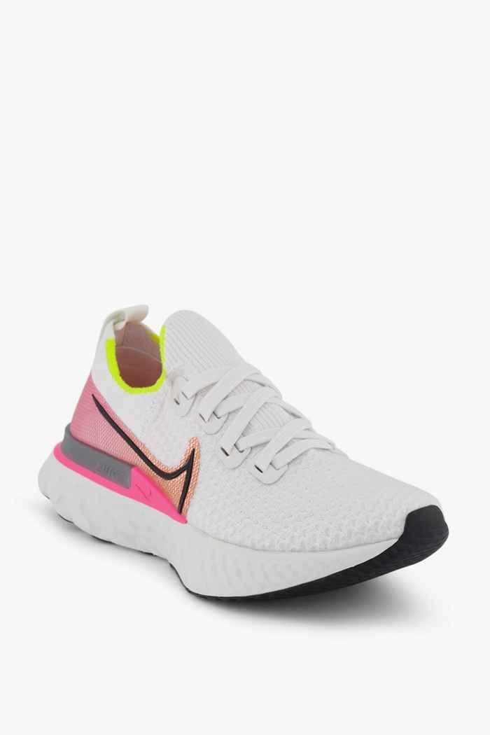 Nike React Infinity Run Flyknit chaussures de course femmes Couleur Blanc 1