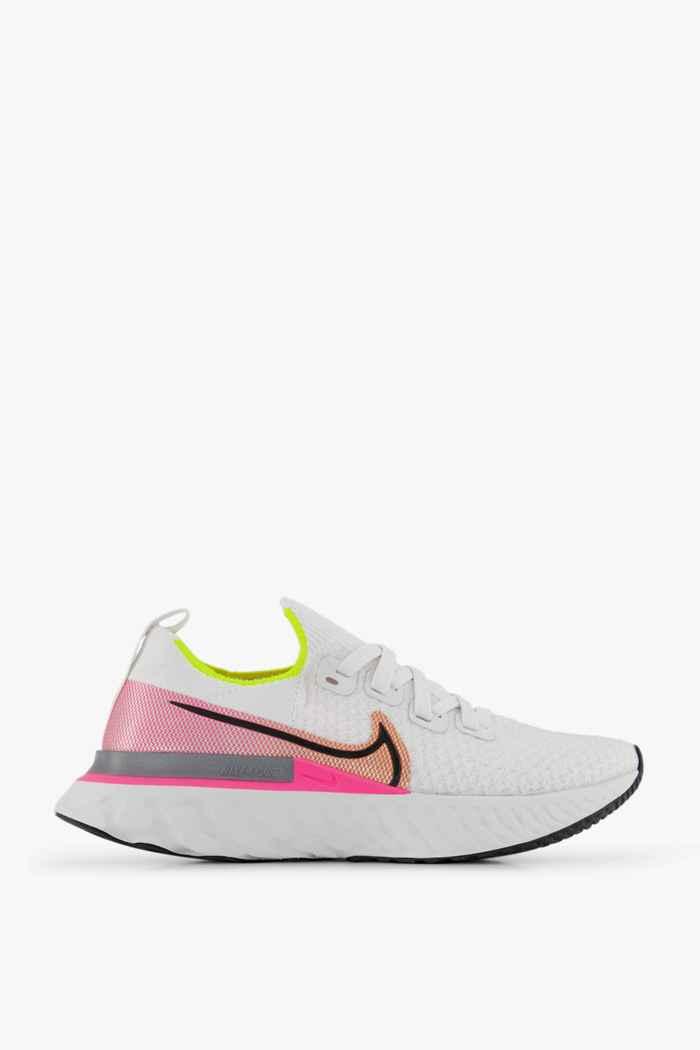 Nike React Infinity Run Flyknit scarpe da corsa donna Colore Bianco 2