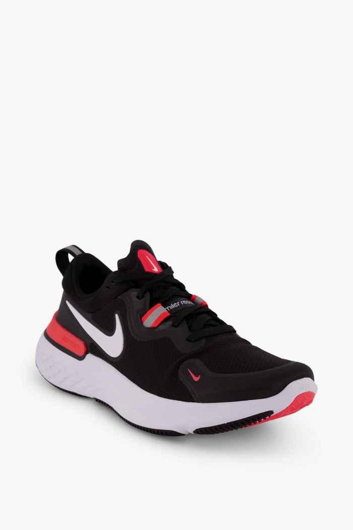 Nike React Miller Herren Laufschuh Farbe Schwarz-weiß 1
