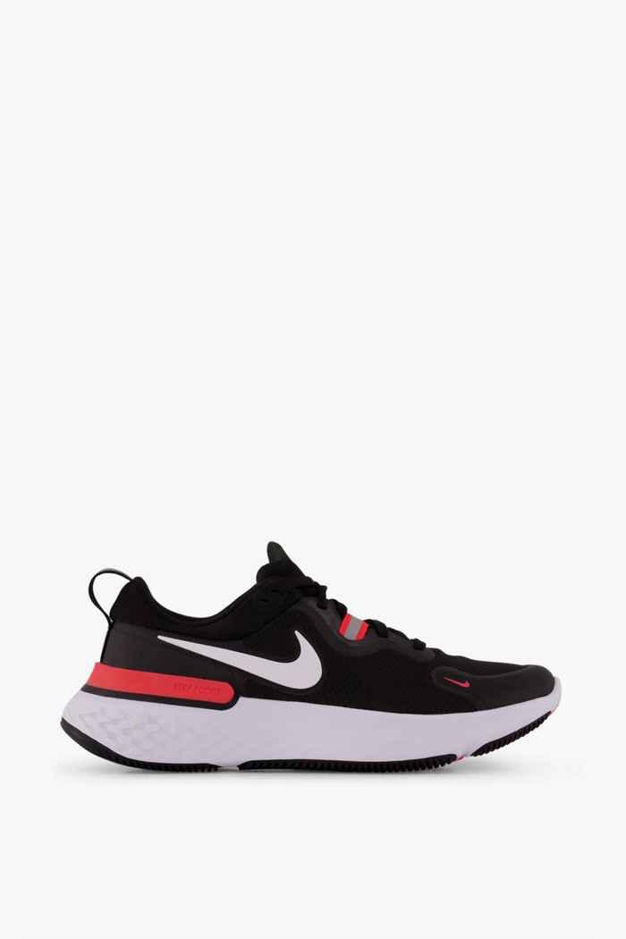 Nike React Miller Herren Laufschuh Farbe Schwarz-weiß 2