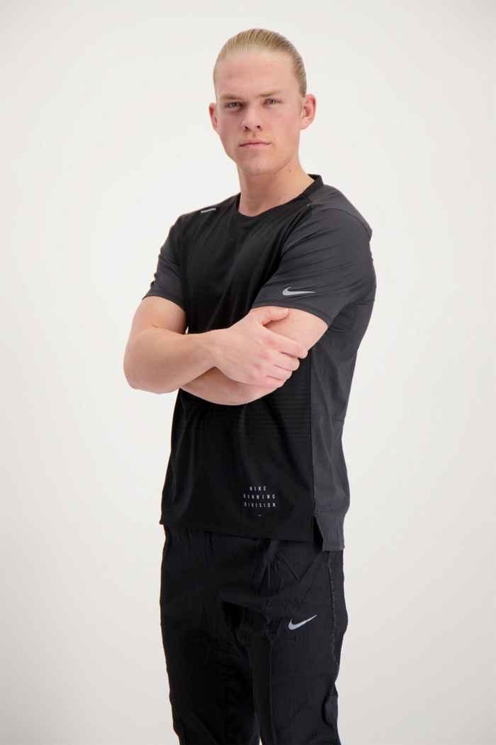 Nike Rise 365 Run Division t-shirt hommes 1
