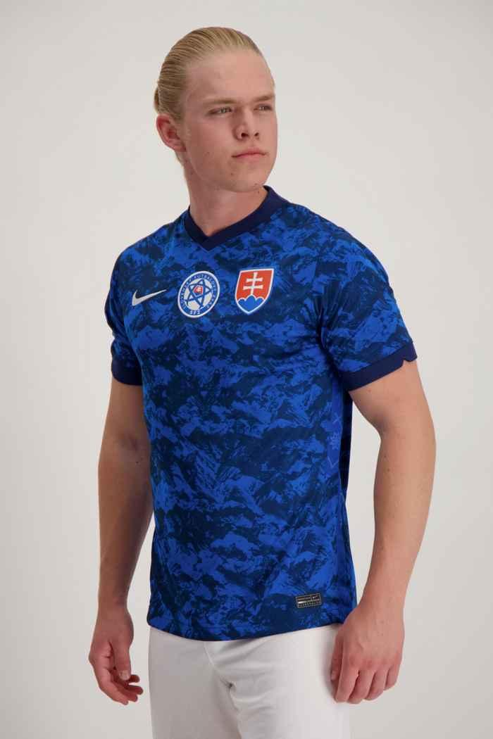 Nike Slowakei Home Replica Herren Fussballtrikot 1