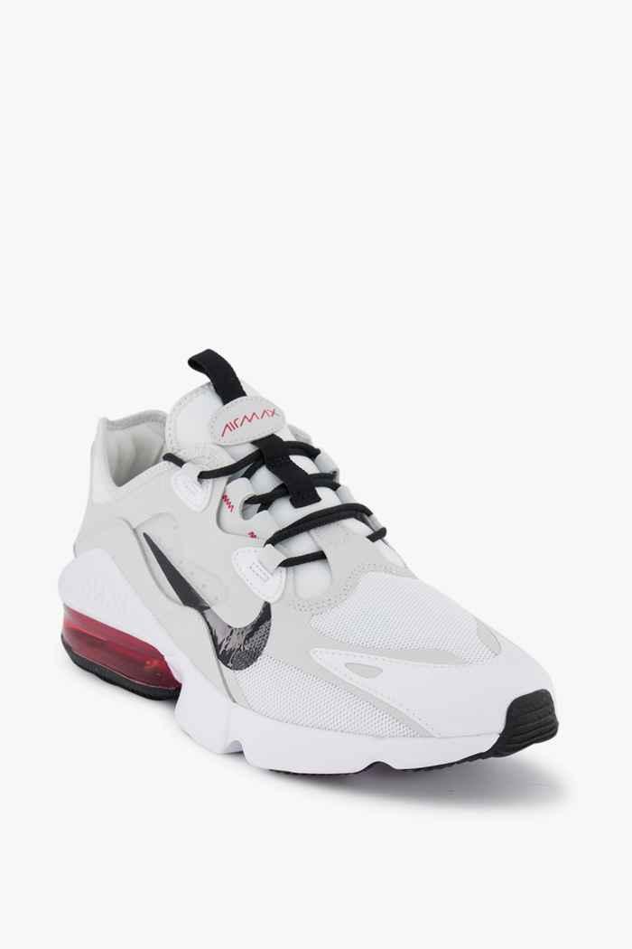 Nike Sportswear Air Max Infinity 2 sneaker uomo Colore Nero-bianco 1