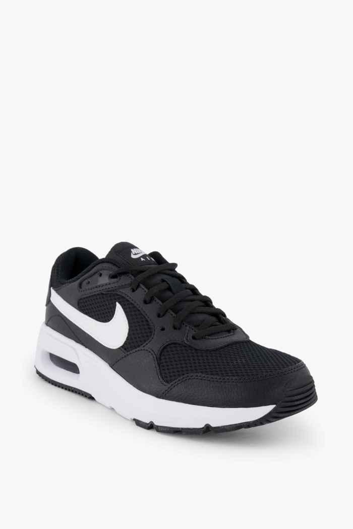 Nike Sportswear Air Max SC sneaker femmes Couleur Noir-blanc 1