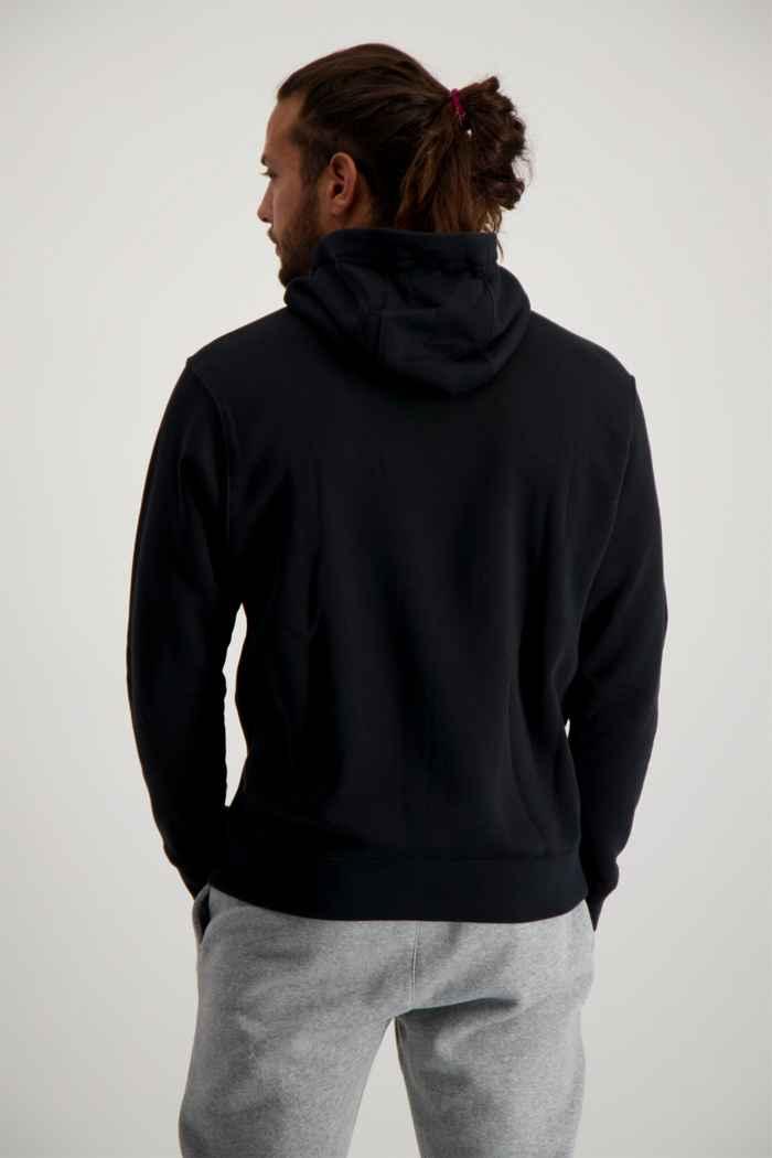 Nike Sportswear Club Fleece Herren Hoodie Farbe Schwarz 2