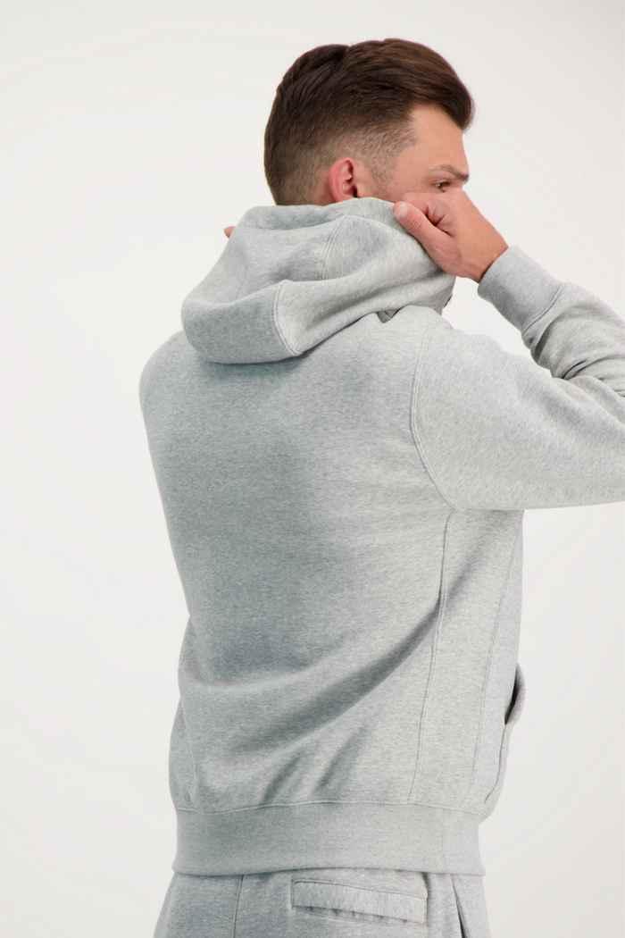Nike Sportswear Club Fleece hoodie hommes Couleur Gris 2