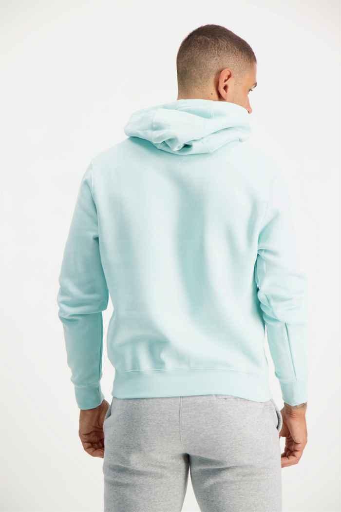 Nike Sportswear Club Fleece hoodie uomo Colore Verde menta 2